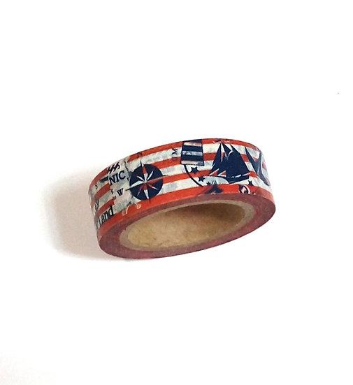 Washi Tape Navy