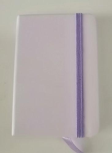 Caderno A7 roxo
