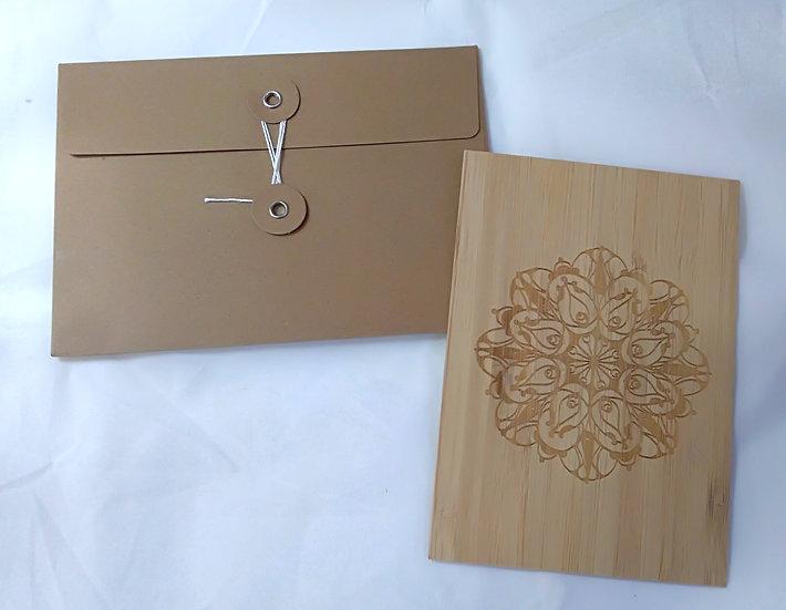 Postal Bambu ARTOZ