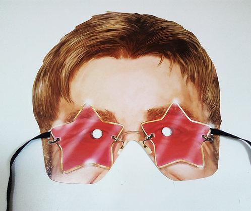 Máscara ELTON JOHN