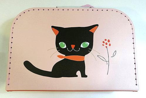 Mala de Cartão Gato