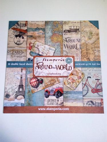 Kit Scrapbooking Around The World