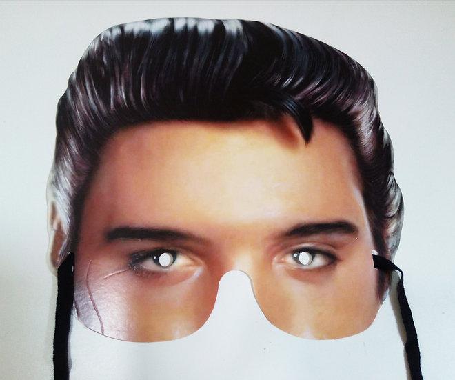 Máscara ELVIS PRESLEY