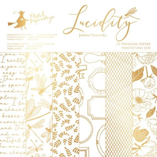 Bloco Lucidity PAPER BOUTIQUE