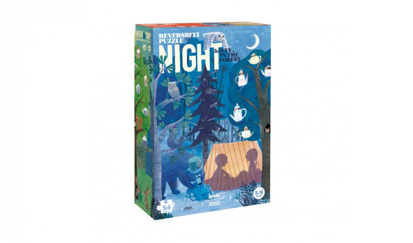 Day & Night Reversible Puzzle