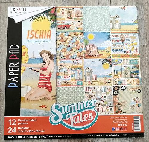 kit Scrap CIAO BELLA Summer Tales