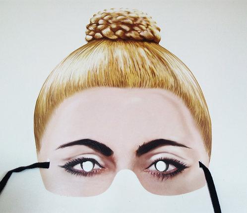 Máscara MADONNA