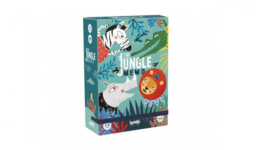The Jungle Memo LONDJI