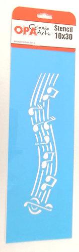 Stencil OPA 10x30