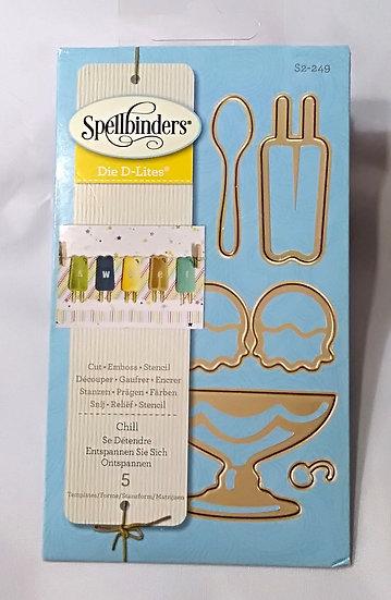 Cortante SPELLBINDERS S2-249