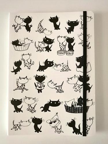 Notebook A5 Pim&Pom