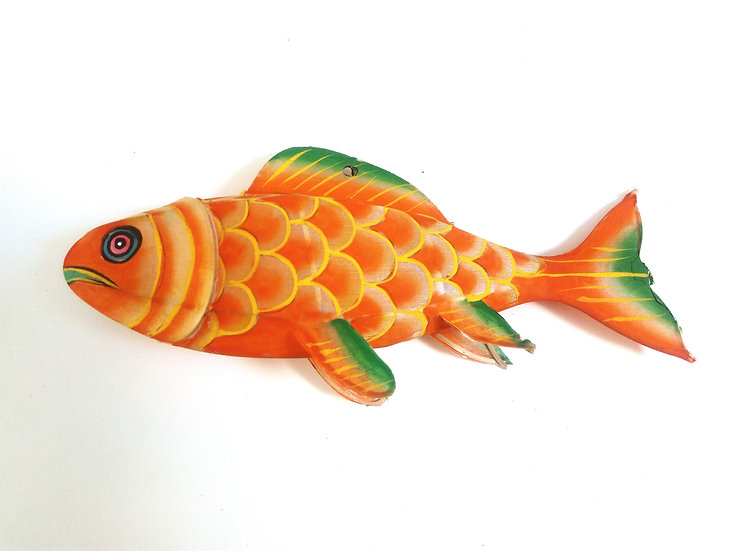 Poisson Orange Petit Pan