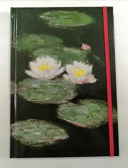 Notebook A6 Monet