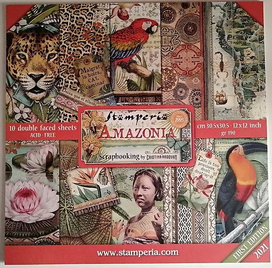 Kit Scrap Amazonia