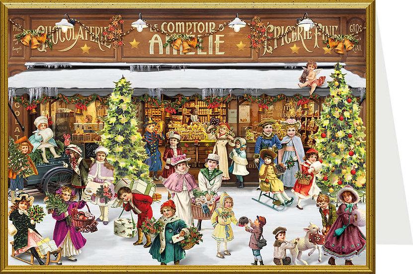 Postal de Natal 99130