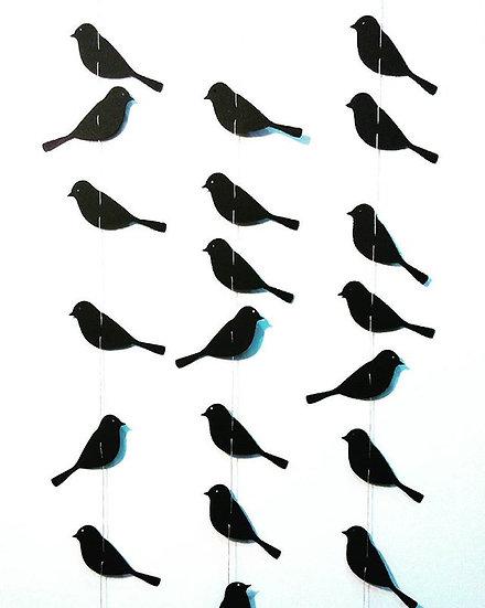 Mobile de passarinhos