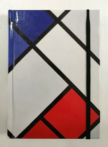 Notebook A6 Theo Van Doesburg