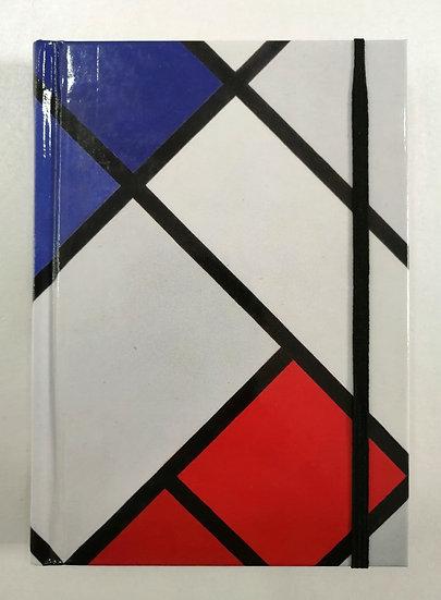 Notebook A6 Theo Van Doesburg