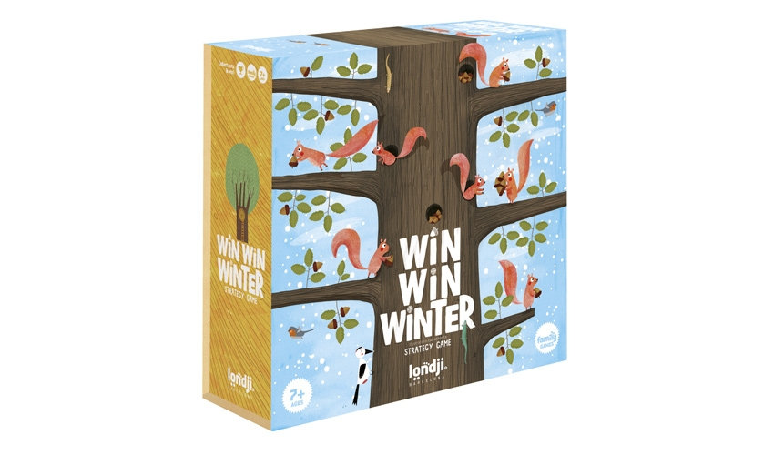 Win Win Winter Game LONDJI