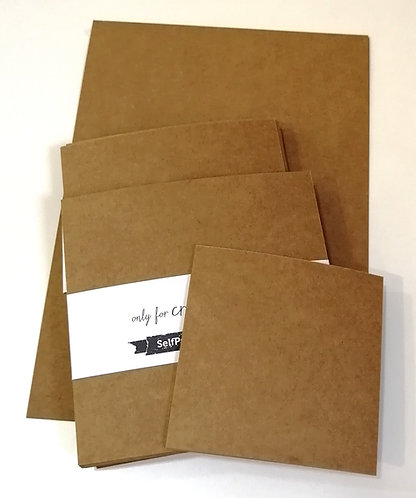 Cartão Kraft 50x70 cm