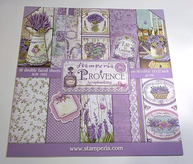 Kit Scrap STAMPERIA Provence
