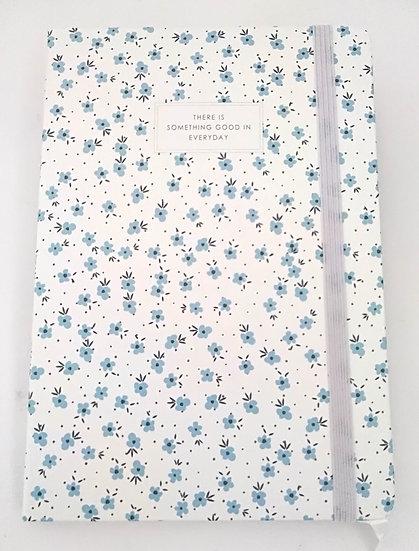 Notebook Flowers A5