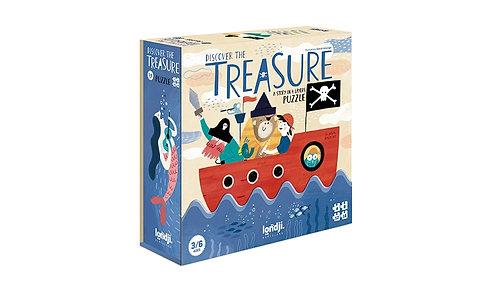 Discover the Treasure Puzzle