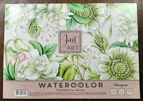 Caderno Watercolor A3