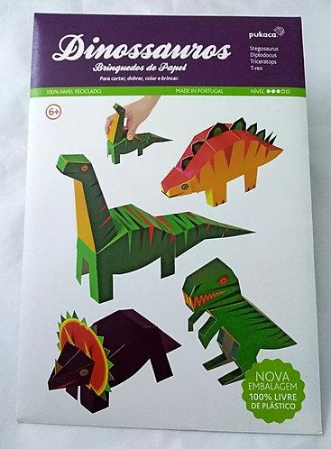 Dinossauros PUKACA