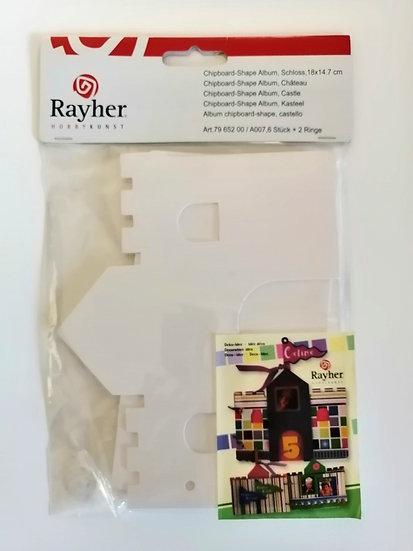 Álbum Castelo RAYHER