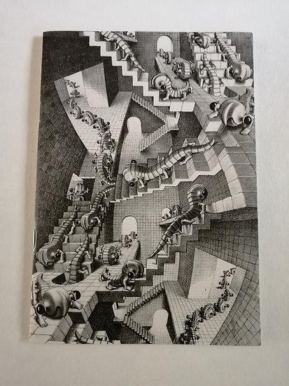 Caderno A5 Escher