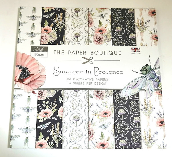 Bloco Summer in Provence PAPER BOUTIQUE