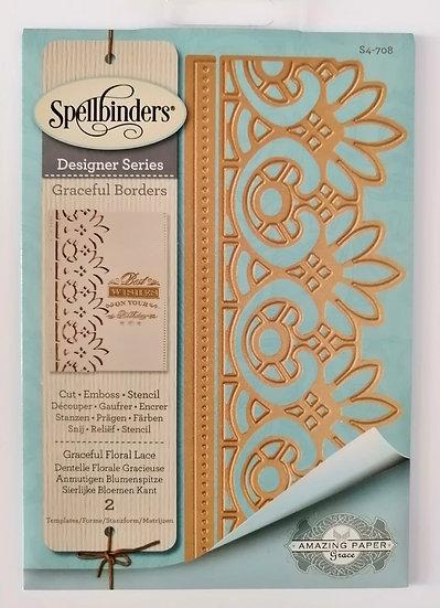 Cortante SPELLBINDERS S4-708