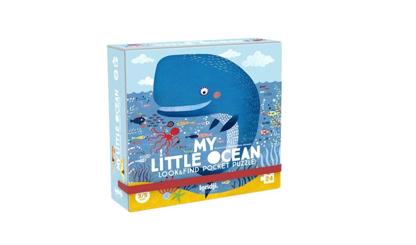 My Little Ocean Pocket Puzzle LONDJI