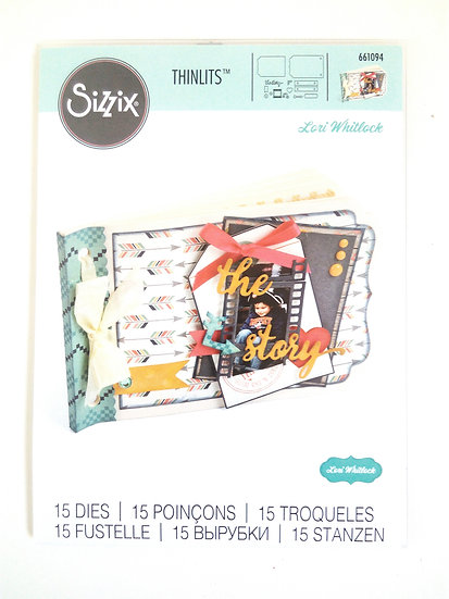 Cortante SIZZIX 661094