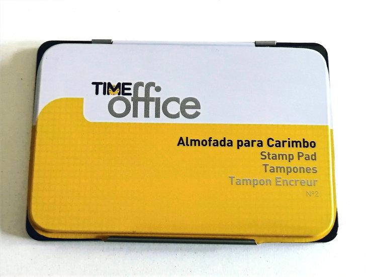 Almofada Preta TIME OFFICE