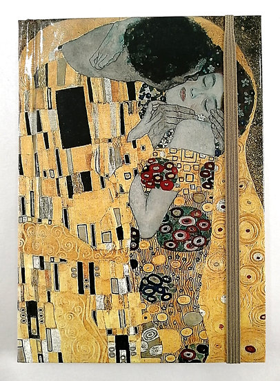 Notebook A6 Klimt