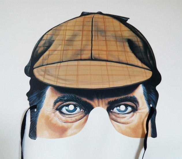 Máscara SHERLOCK HOLMES