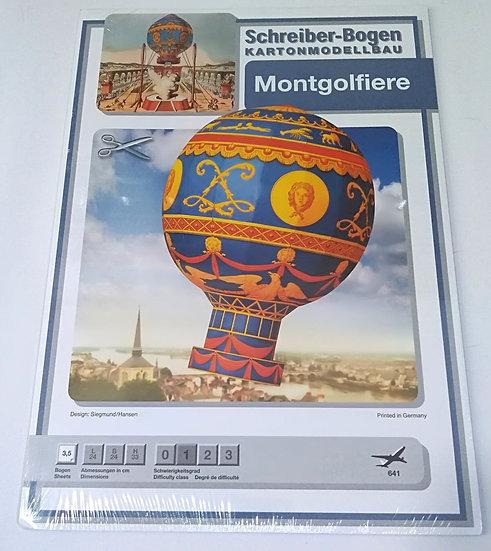 Montgolfiere SCHREIBER BOGGEN