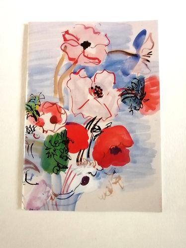 Caderno A5 Raoul Dufy