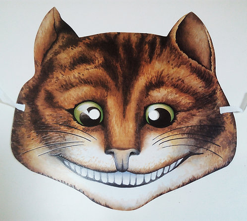 Máscara THE CHESIRE CAT