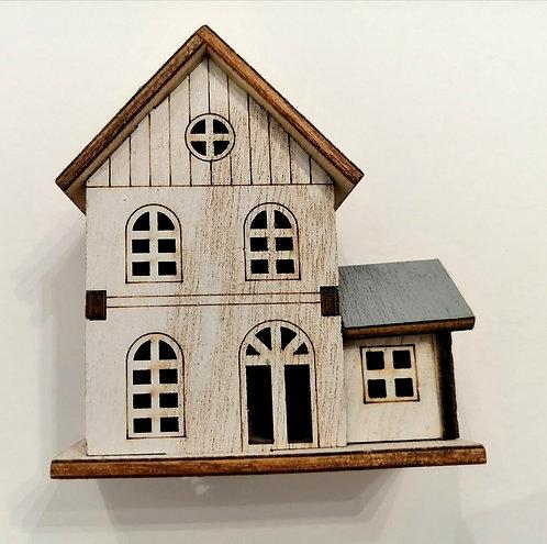 Casinha de madeira
