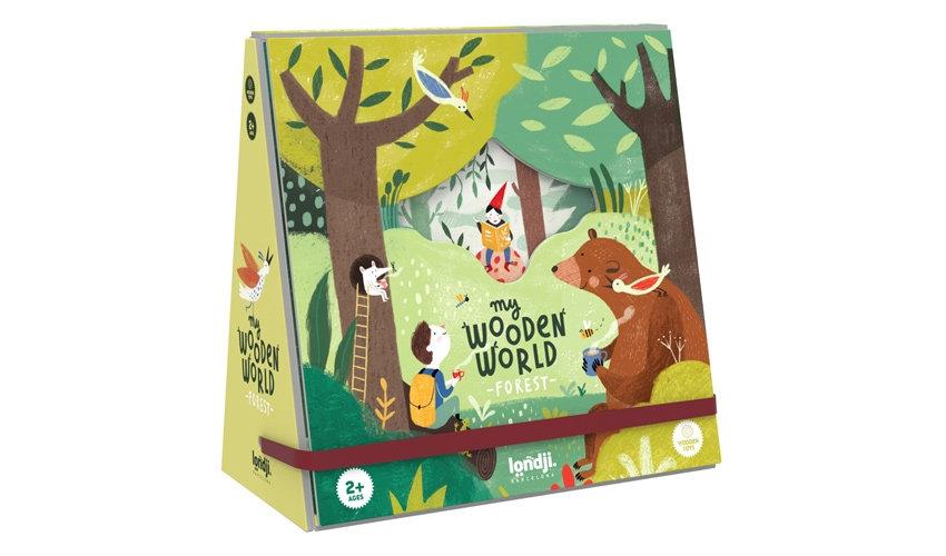 My Wooden World