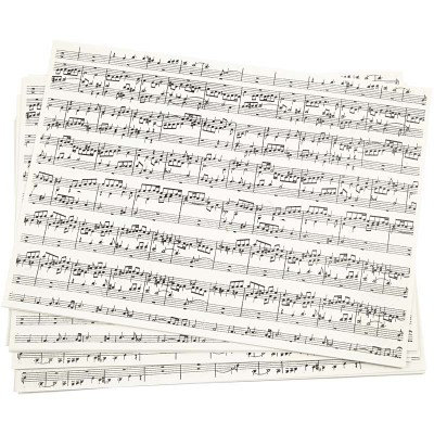 Papel Pauta Musical
