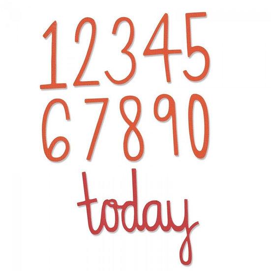 Cortante SIZZIX THINLITS 661163
