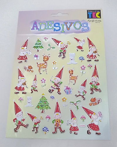 Stickers de Natal