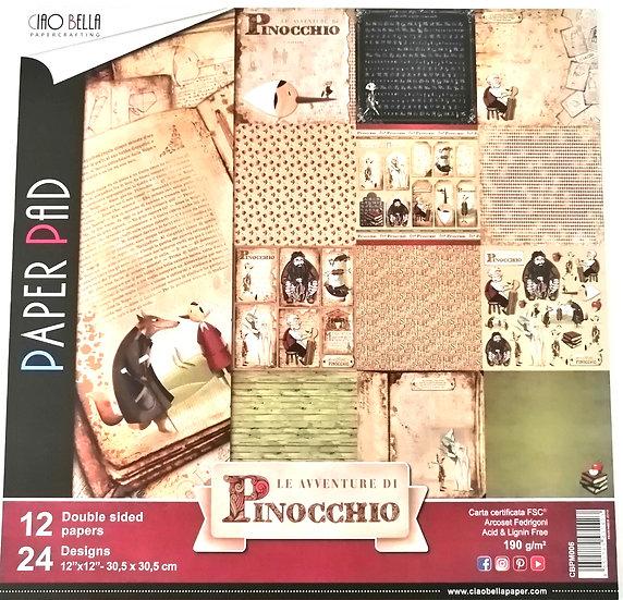 Kit de Scrap CIAO BELLA Pinocchio