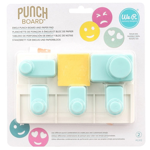 Emoji Punch Board