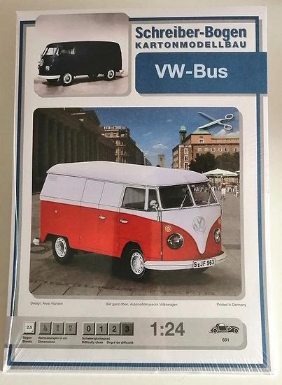 VW-Bus by SCHREIBER-BOGEN