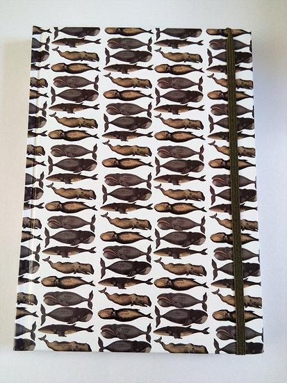 Notebook A5 Fish